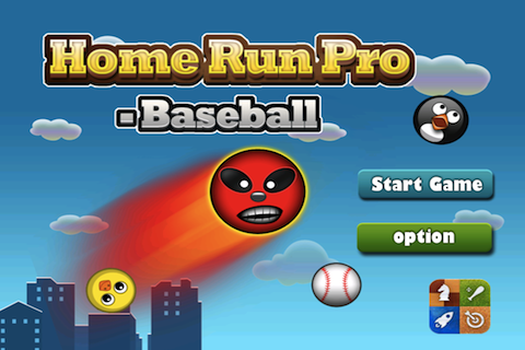 Screenshot Home Run Pro – Baseball