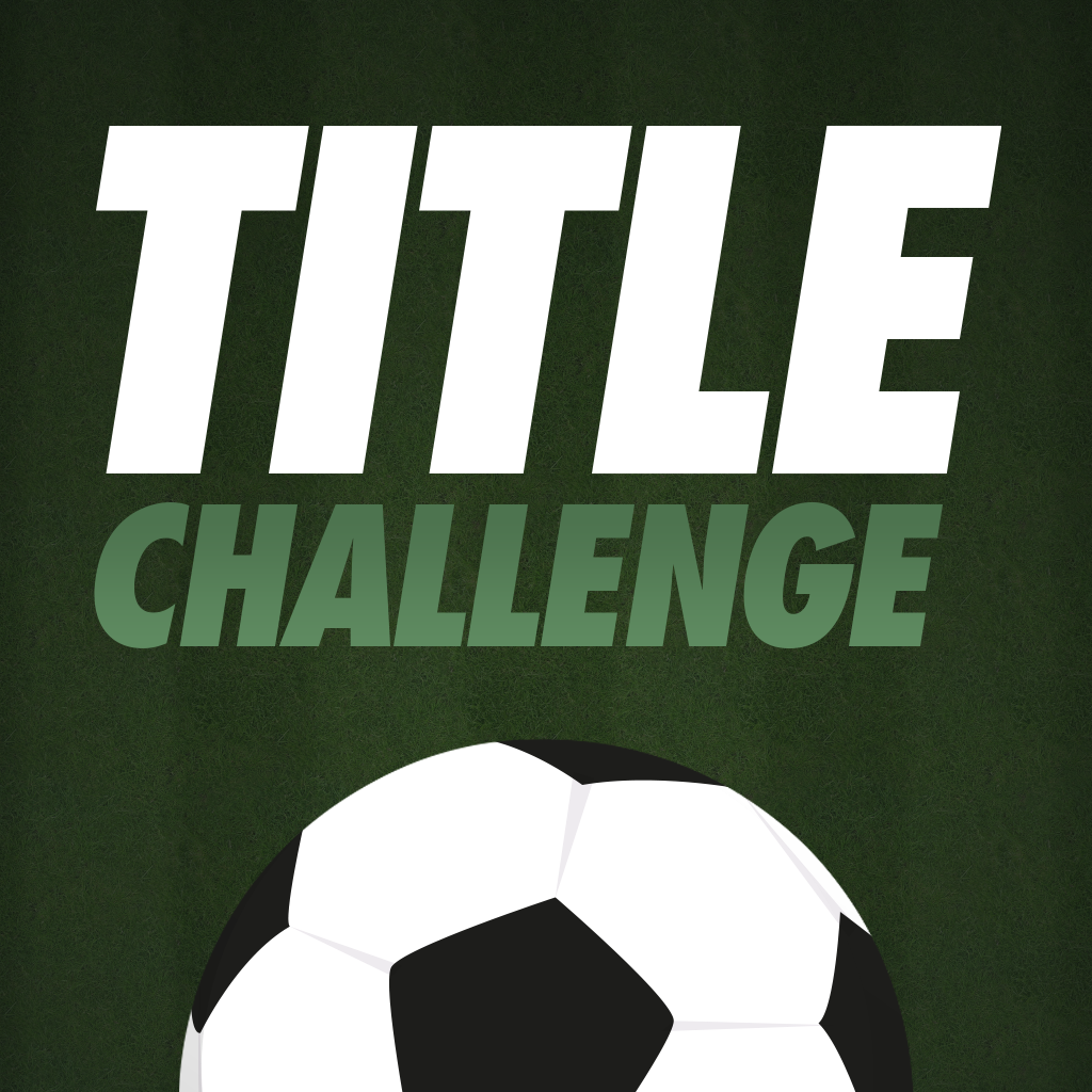 Title Challenge – Football Management